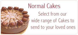 Normal Cakes to Bangalore