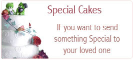Special Cakes to Bangalore